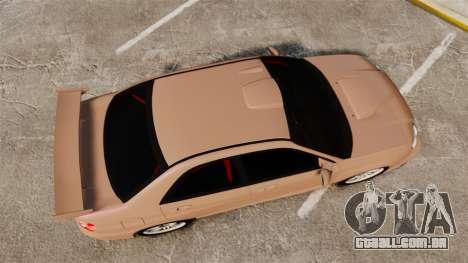 Subaru Impreza WRX STI 2004 para GTA 4 vista direita