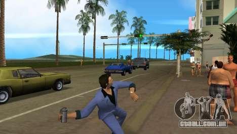 Captadores, bombas de fumaça para GTA Vice City