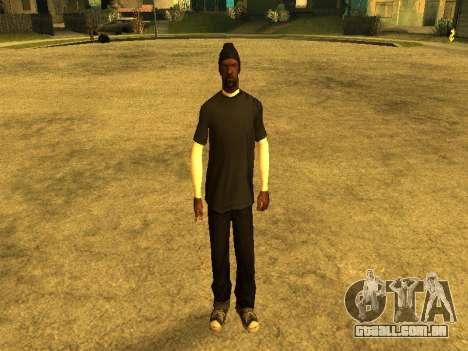 Beta Sweet skin para GTA San Andreas sétima tela