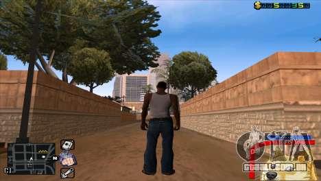 C-HUD Cão WOW para GTA San Andreas