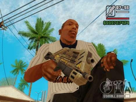 Defender v.2 para GTA San Andreas quinto tela