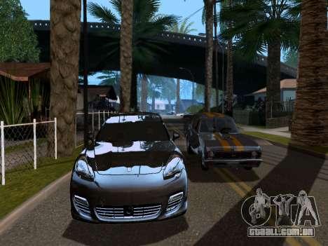 New Grove Street v3.0 para GTA San Andreas sétima tela