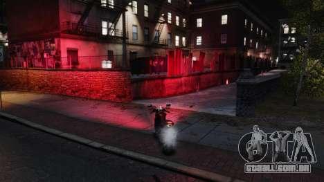 Luzes vermelhas para GTA 4 segundo screenshot