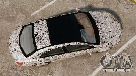 Mercedes-Benz CLA 250 2014 AMG Prototype para GTA 4 vista direita