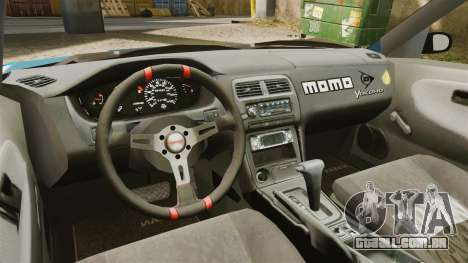 Mazda RX-7 Kawabata Toyo para GTA 4 vista de volta