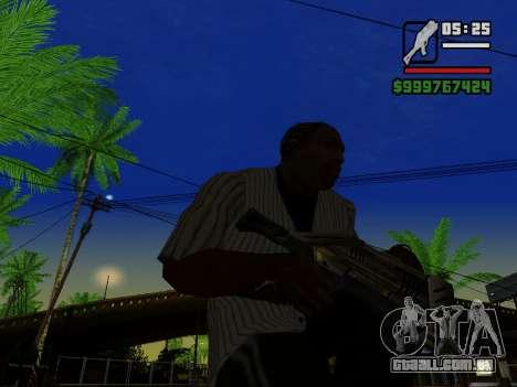 Defender v.2 para GTA San Andreas sexta tela