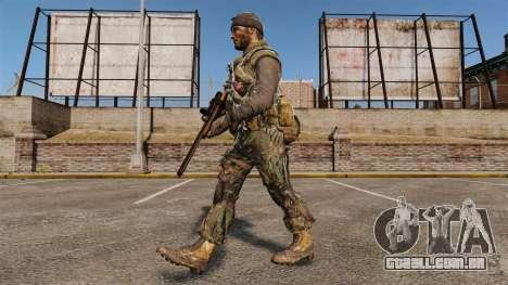 David Mason para GTA 4 por diante tela