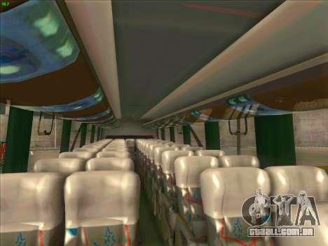 JR Australian Express para GTA San Andreas vista traseira