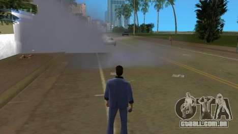 Captadores, bombas de fumaça para GTA Vice City sétima tela