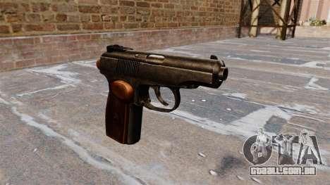 A Pistola Makarov para GTA 4