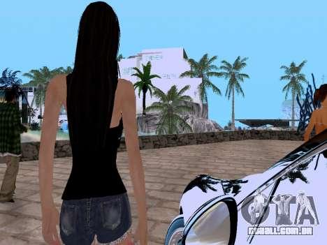 Nova ilha V2.0 para GTA San Andreas sexta tela