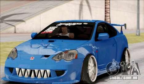 Honda Integra Mugen Type R para GTA San Andreas