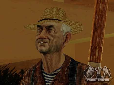 Agricultor ou alterada e completada para GTA San Andreas sétima tela