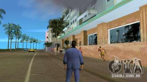 Captadores, bombas de fumaça para GTA Vice City terceira tela
