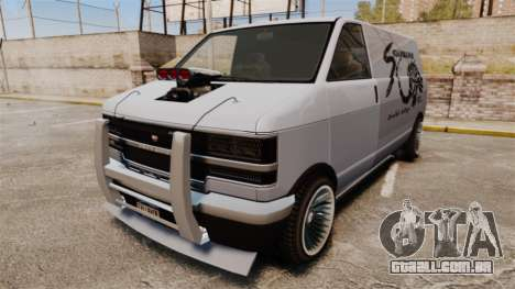 Burrito Bodybuilder para GTA 4