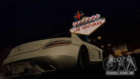 SA_extend. v1.1 para GTA San Andreas nono tela