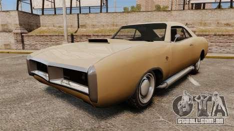 Imponte Dukes new wheels para GTA 4