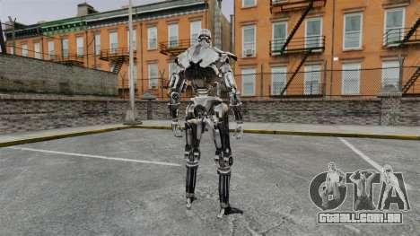 Terminator T-800 para GTA 4 segundo screenshot