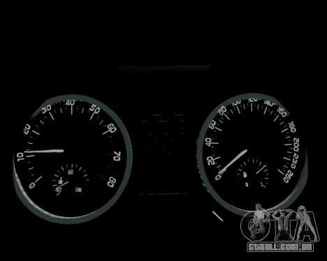 Skoda Octavia A7 para o motor de GTA San Andreas