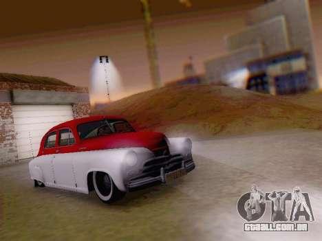 O GÁS M-20 Pobeda para GTA San Andreas