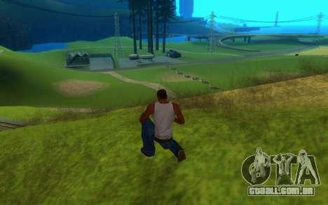 Sweet ENB Next Generation para GTA San Andreas segunda tela