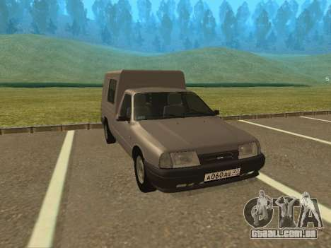 IZH 2717-90 para GTA San Andreas