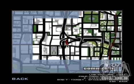 Tuning Mod 0.9 para GTA San Andreas sexta tela