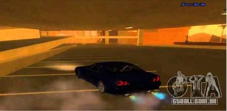 Cleo Drift para GTA San Andreas