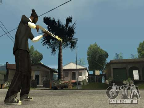 Beta Sweet skin para GTA San Andreas terceira tela