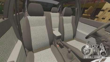 ВАЗ-Lada 2170 Priora v2.0 para GTA 4 vista superior