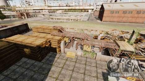 Faixa Extrema de testes- para GTA 4 quinto tela