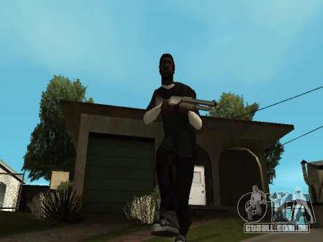 Beta Sweet skin para GTA San Andreas por diante tela