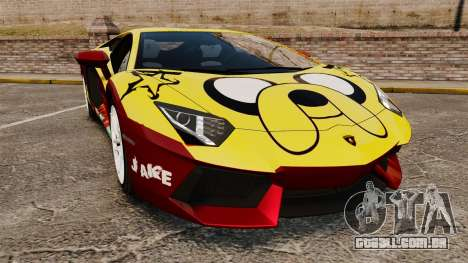 Lamborghini Aventador LP700-4 2012 [EPM] Jake para GTA 4