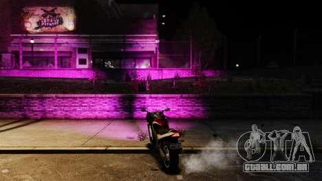 Cor-de-rosa de luz para GTA 4