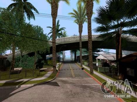 New Grove Street v3.0 para GTA San Andreas segunda tela