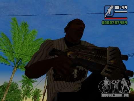 Defender v.2 para GTA San Andreas sétima tela