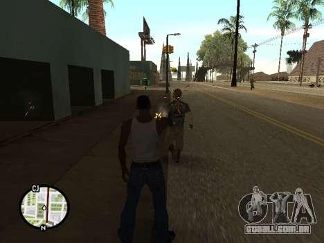 ProAim para GTA San Andreas terceira tela