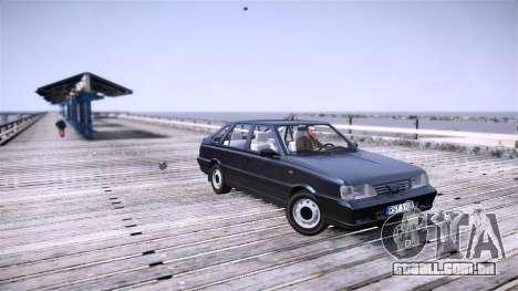 Daewoo FSO Polonez Caro Impo para GTA 4 esquerda vista