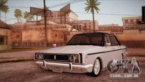Peykan 48 Blackroof para GTA San Andreas