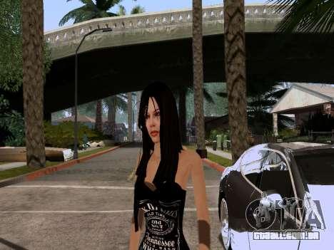 New Grove Street v3.0 para GTA San Andreas décimo tela
