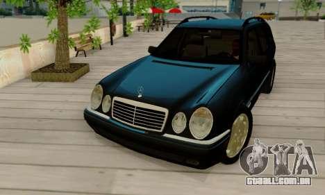 Mercedes-Benz E320 Wagon para GTA San Andreas