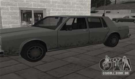 Todas as rodas em todas as máquinas para GTA San Andreas terceira tela
