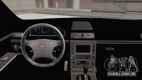 Maybach 57 TT Black Revel para GTA San Andreas vista direita