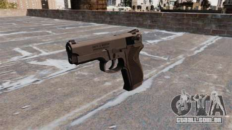 Pistola Smith & Wesson Modelo 410 para GTA 4 terceira tela