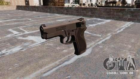 Pistola Smith & Wesson Modelo 410 para GTA 4 terceira tela