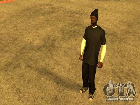 Beta Sweet skin para GTA San Andreas segunda tela