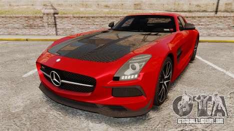 Mercedes-Benz SLS 2014 AMG GT Final Edition para GTA 4