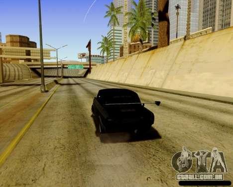 Most Wanted Enb v.2.0 para GTA San Andreas