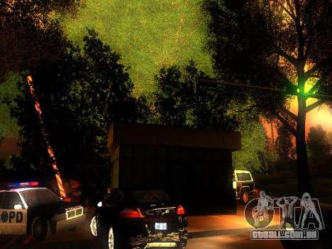 Customs Dos Santos, San Fierro para GTA San Andreas sexta tela