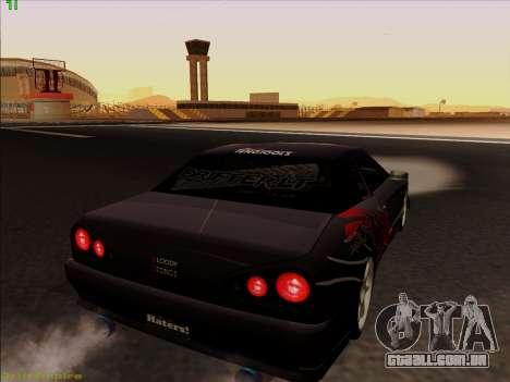 Vinis para Elegia para o motor de GTA San Andreas